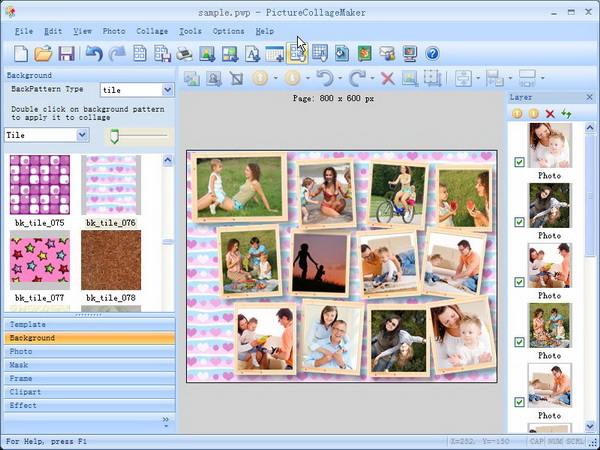 Giveaway: 20 FREE Licenses of Picture Collage Maker