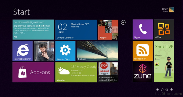 Omnimo Windows 8 theme for Windows 7