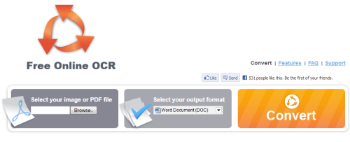 pdf to ocr conversion online