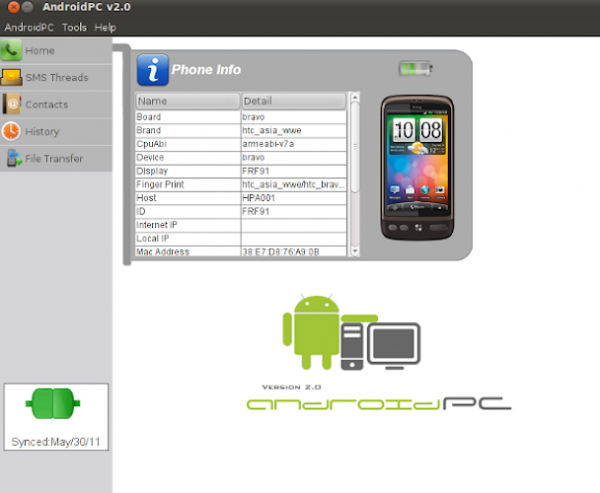 AndroidPC-Manager