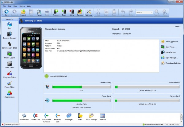 Mobiledit-PC-suite
