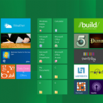 Download Windows 8 Start Screen