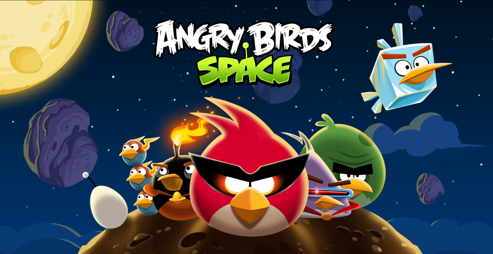 FREE Angry Birds Space Activation Key