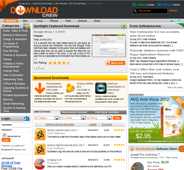 top free software  site
