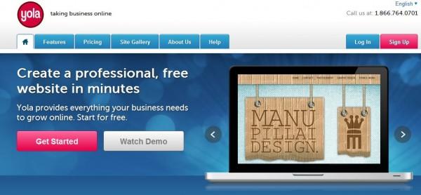 free online website building tools