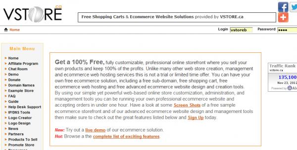 Servizi che offrono la costruzione di siti web e commerce for Siti web di progettazione architettonica gratuiti