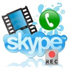 Skype record video-audio