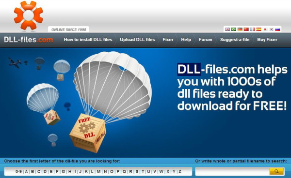 best websites to download missing dll files 1 dll files com