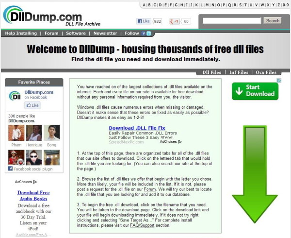 DllDump