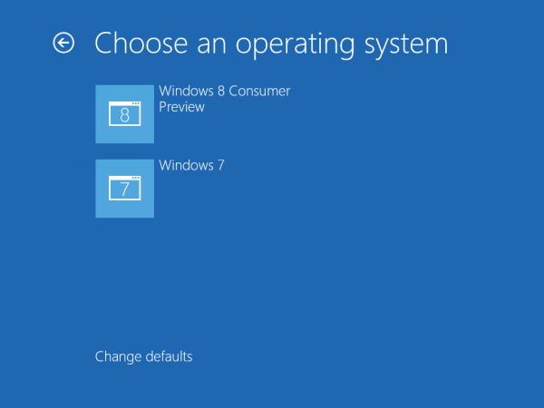 Windows 8 Virtual hard-drive