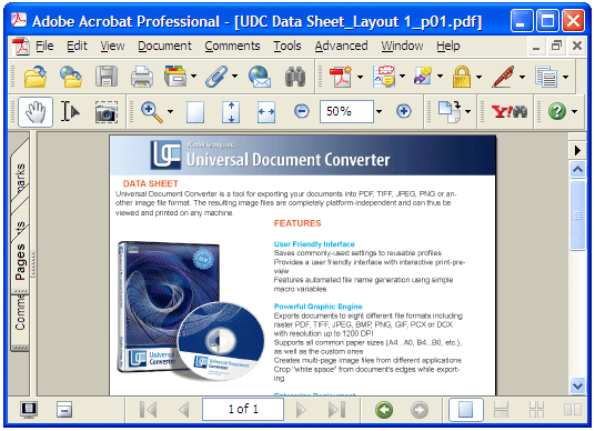 Free Tools To Convert Word to PDF