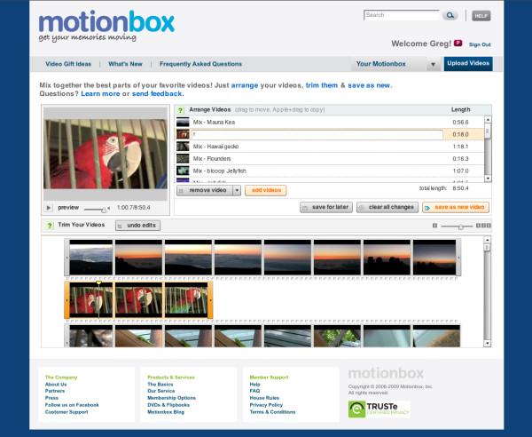 MotionBox