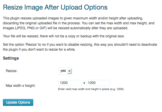 WordPress Plugins To Optimize Images