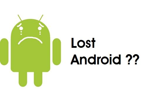 android-lost-app