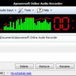 free online audio recorder