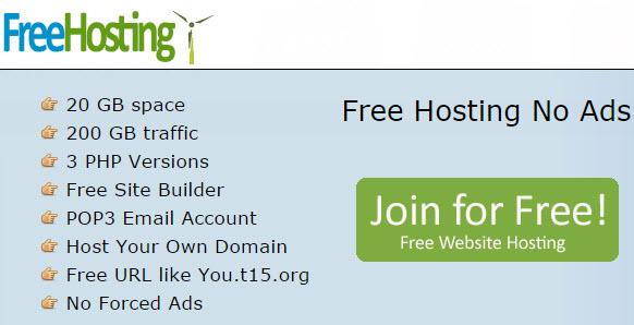 free-hosting