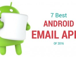 Best FREE Android Email Apps