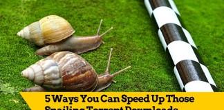 Speed Up Torrent downloads