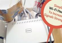Wi-Fi Hacks To Increase Signals