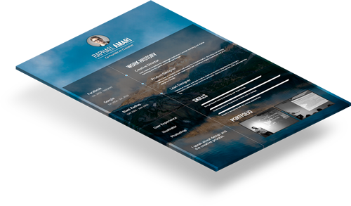 resume builder microsoft resume builder for word and openoffice - Online Creative Resume Builder