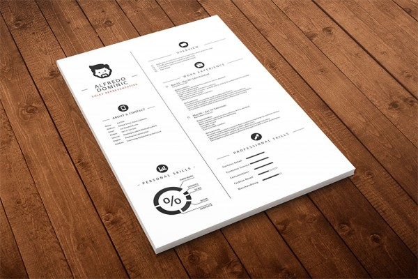 free-cv-template-download