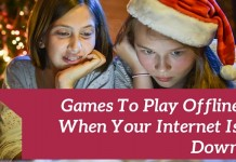 games to play when internet is down