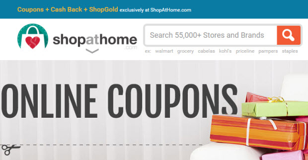 Get discount coupons for top hosting domain providers Shop at home