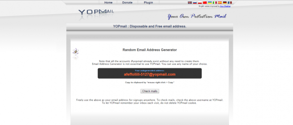 11 FREE Services To Create Temporary Email Address To Be ...