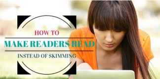 How To Make Readers Read