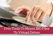 Tools To Mount ISO Files To Virtual Drives