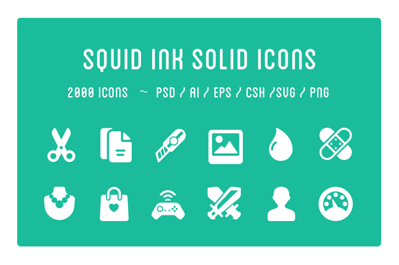 get icons with source files