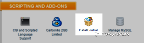 iPage Install Central