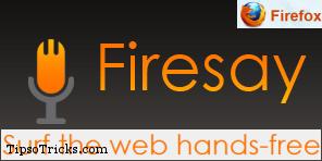Firesay Logo