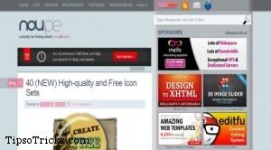 ফ্রীতে ICON ডাউনলোড করার ৪০টি ওয়েবসাইট