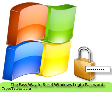 Reset Windows Login Password
