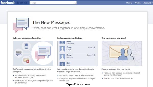 Facebook Email Address