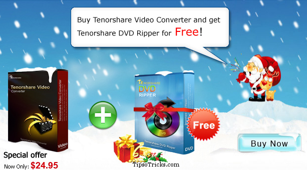 Tenorshare DVD Ripper FREE