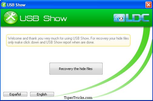 USB Show screenshot