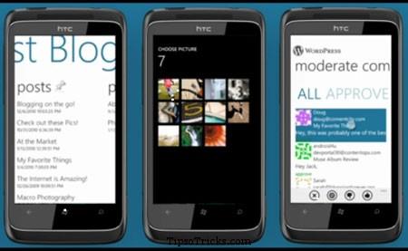 Download WordPress for Windows Phone 7