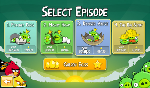 Angry Birds Levels