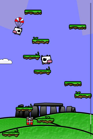 abduction gameplay screenshot