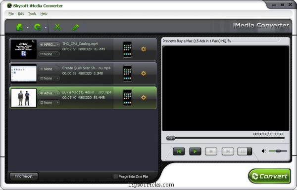 iMedia Converter for Windows