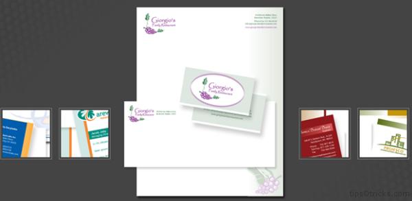LogoBee - Stationary Design Service