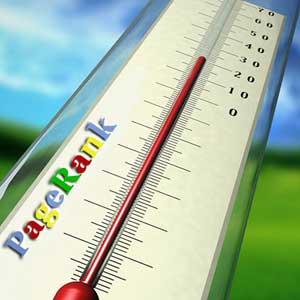 High Google Page Rank