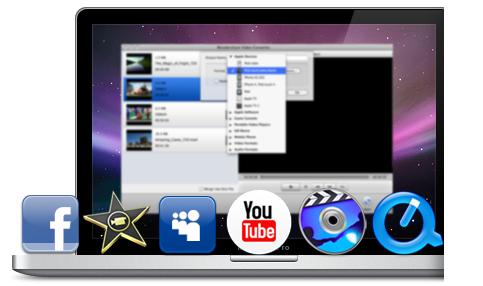 Video Converter for Mac OS