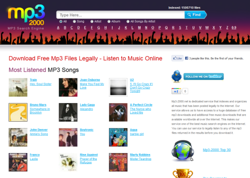 Awesome Site To Listen Free MP3s