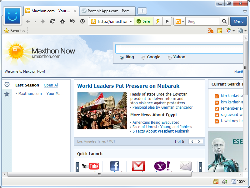 Maxthon-Web-Browser