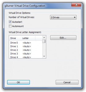how to mount virtual drive
