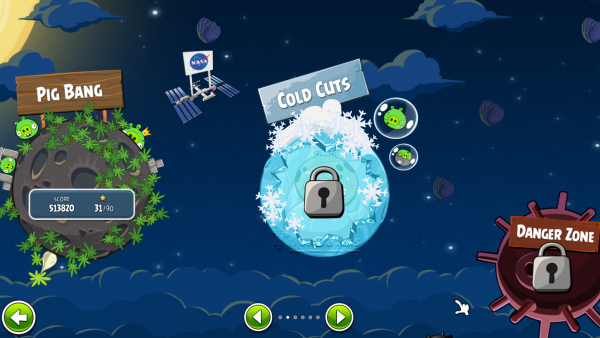 Angry Birds Space Episodes