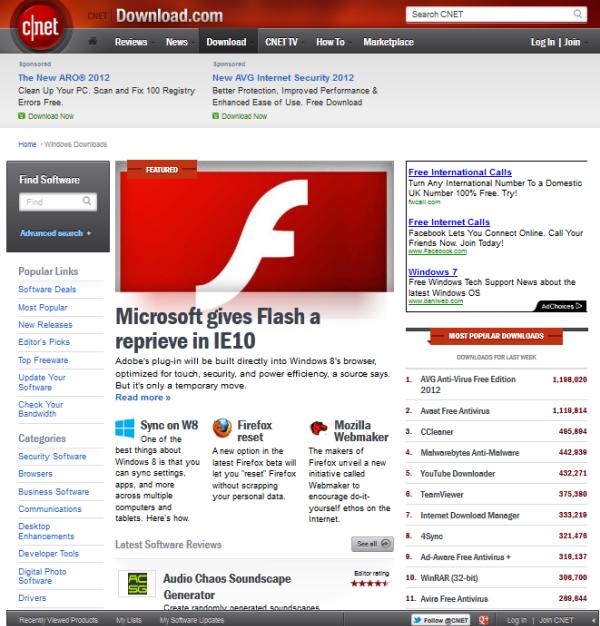 cnet-software-download